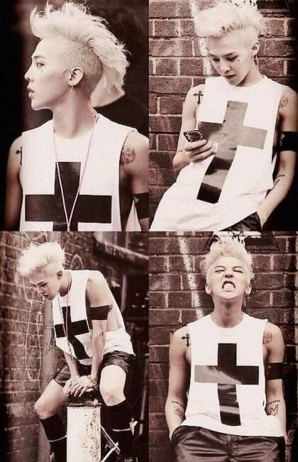 g dragon tatuajes crooked
