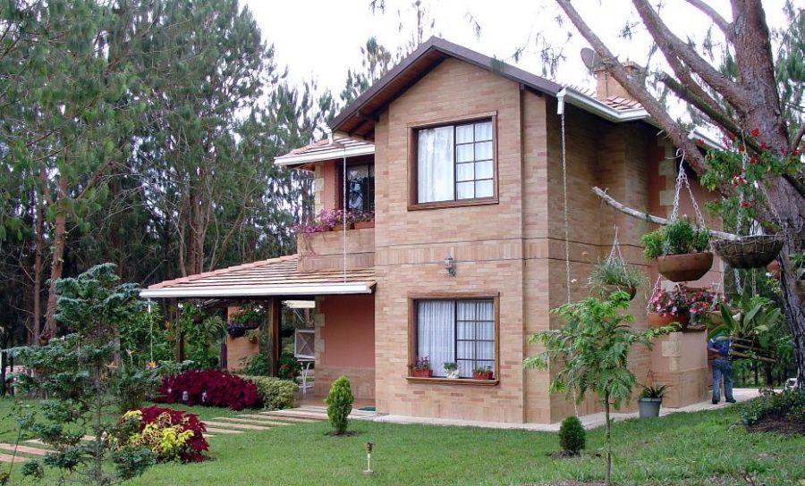 Modelos De Casas De Campo Fachadas De Casas Casas Casa De Campo