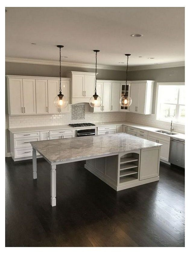 kitchen island ideas with seating layout