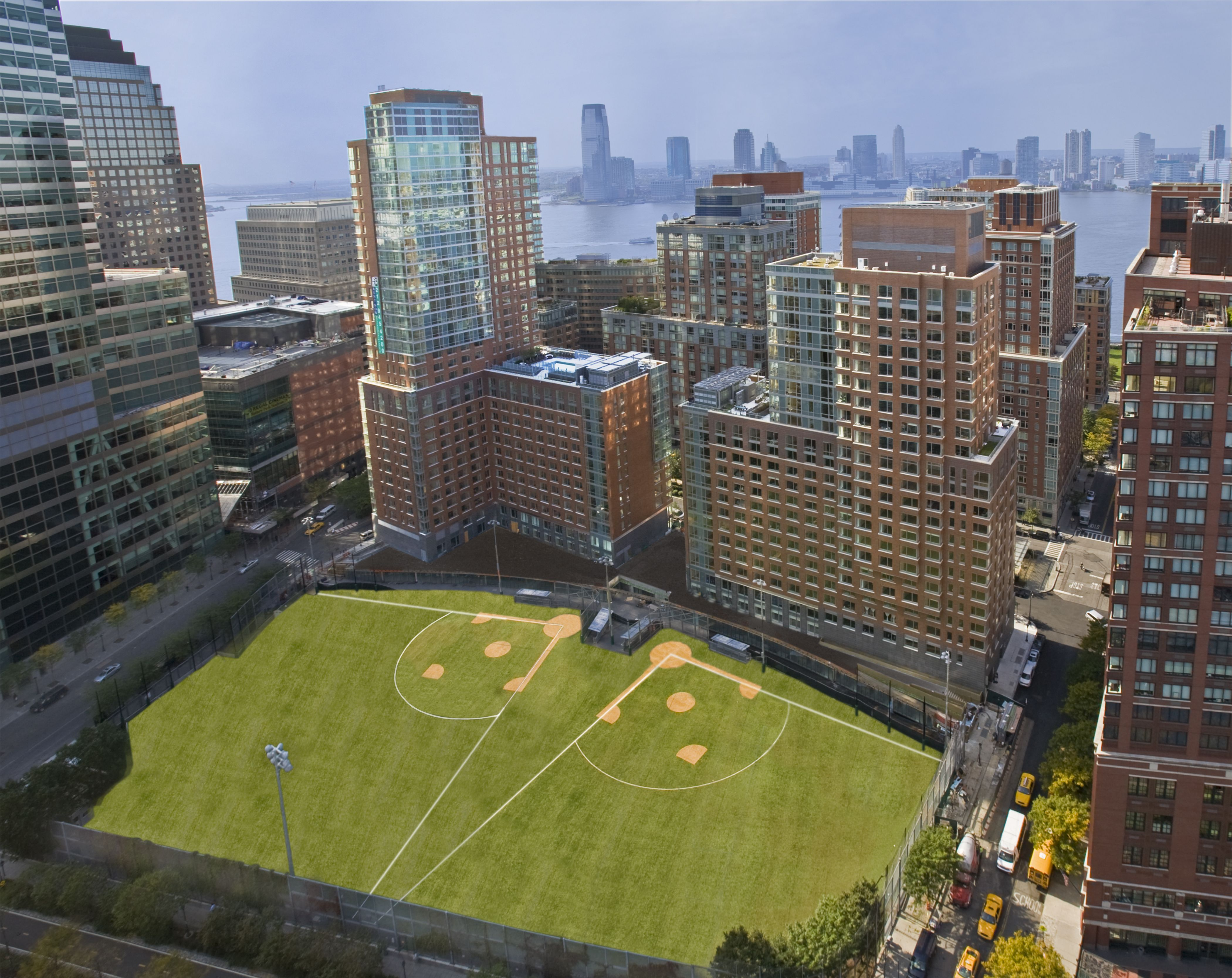 The Ballpark In Battery Park City. Rent Direct.com   No Fee Apt