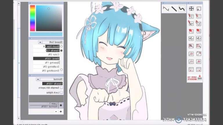 10 Digital Drawing Anime In 2020 Anime Digital Drawing Drawings