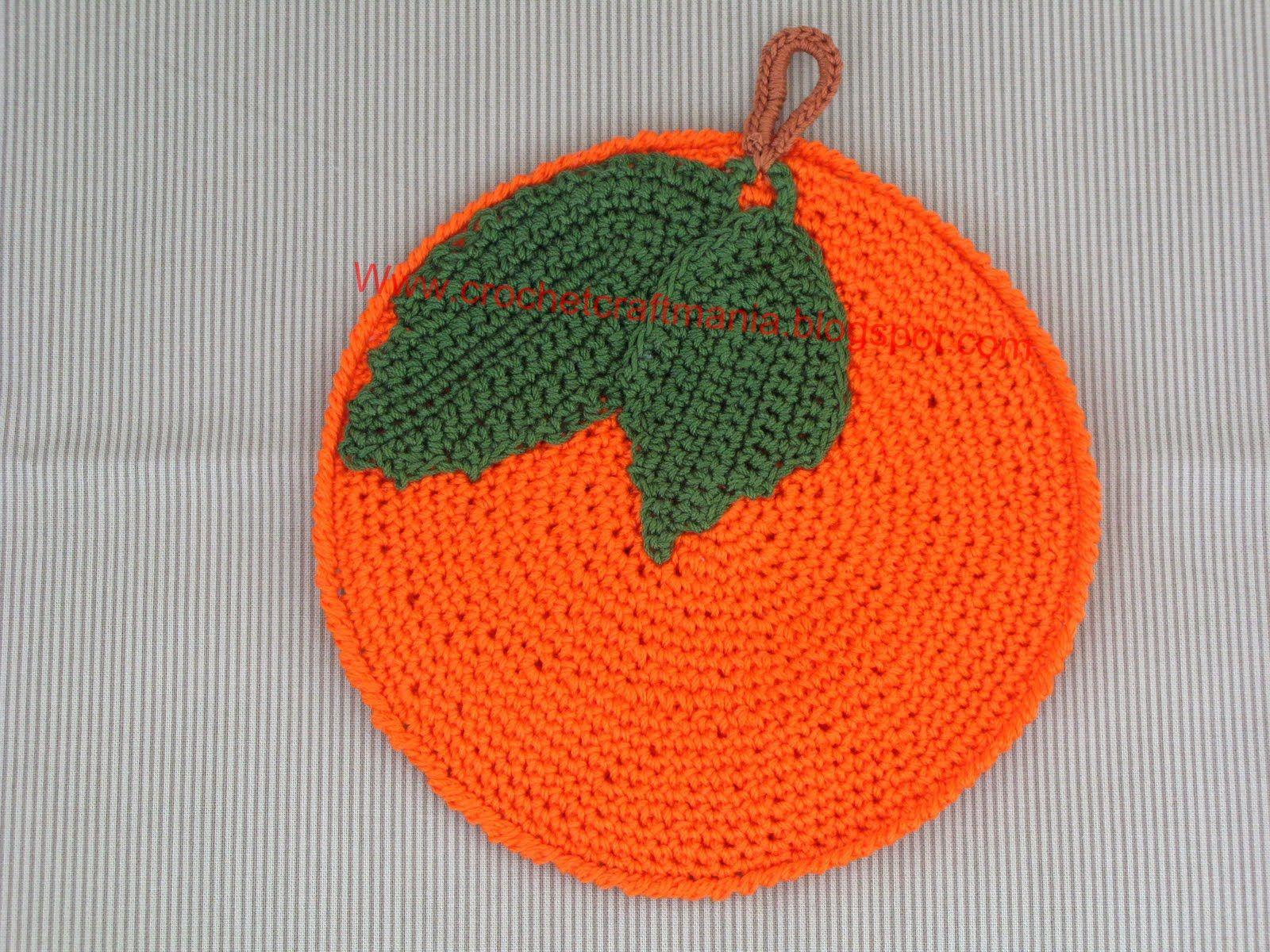 Crochetcraftmania Presine Alluncinetto Arriva La Frutta