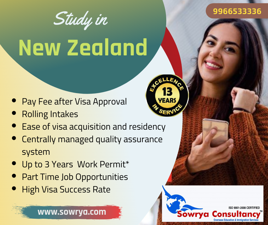 Overseas Educational Consultants With Images Study In New