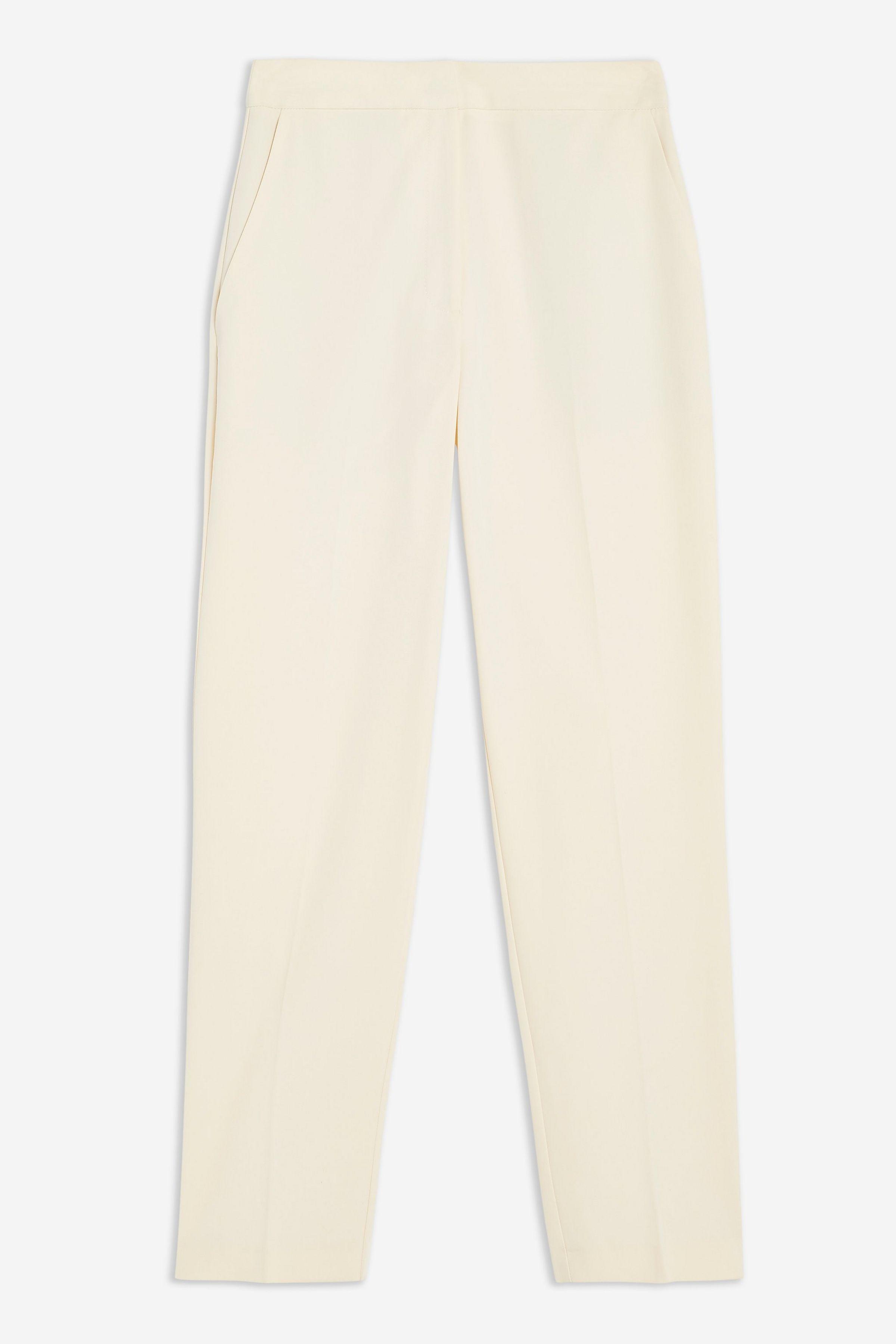 Cream Pant Suit