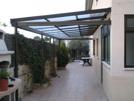 Techos de aluminio con vidrio buscar con google Fotos de techos para patios