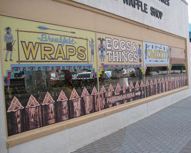 Bring Your Storefront To Life With Crystal Clear Window Graphics - Custom vinyl sign graphics   removal options