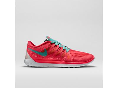 Nike Free 5.0 Women's Running Shoe Hyper Punch/bright Mango/Summit White/ Hyper