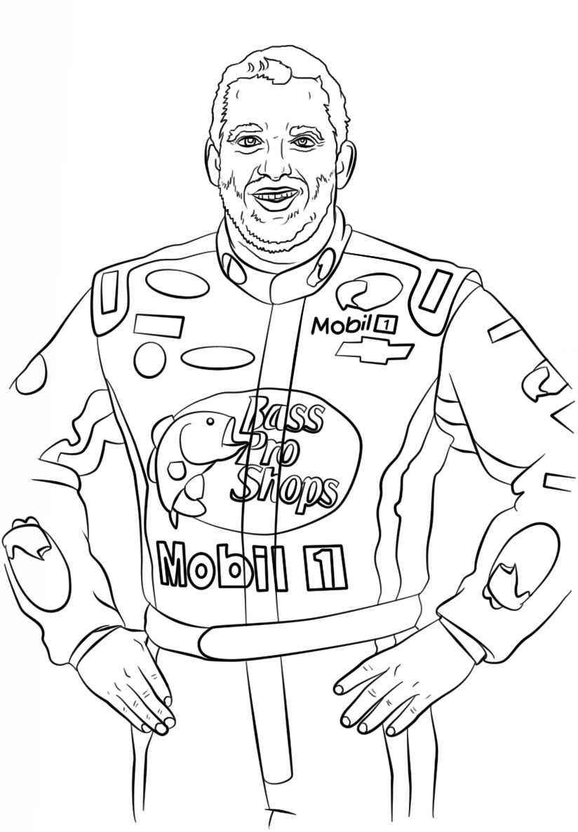Nascar Coloring Pages Worksheet School In 2020 Race Car Coloring Pages Nascar Cars Coloring Pages