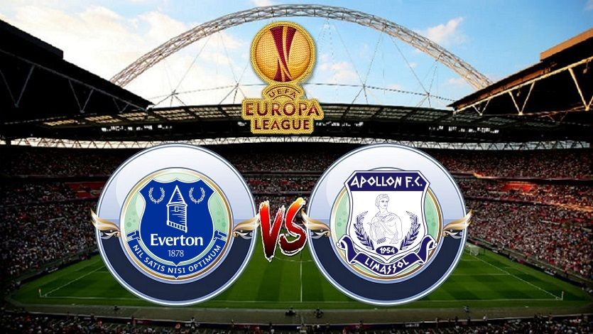 Prediksi Skor Everton Vs Apollon 29 September 2017 Athletic Clubs Europa League Everton