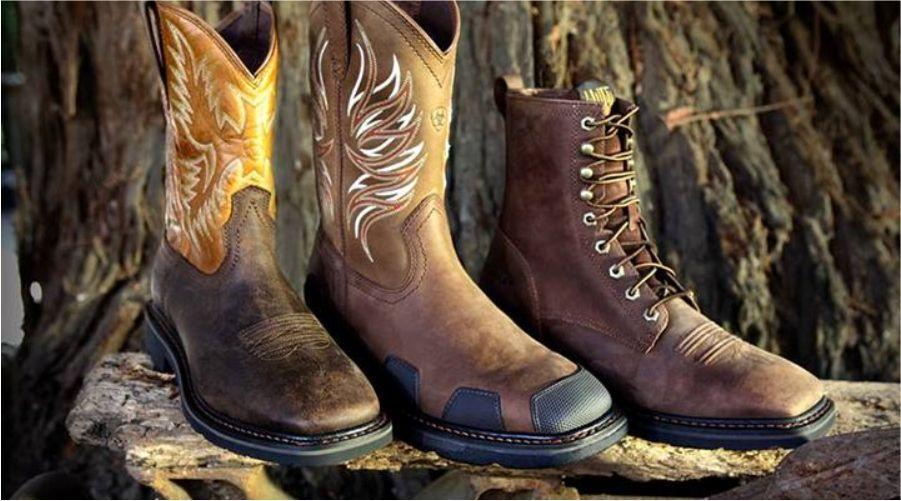 Wear 'Em Right – Cowboy Boots