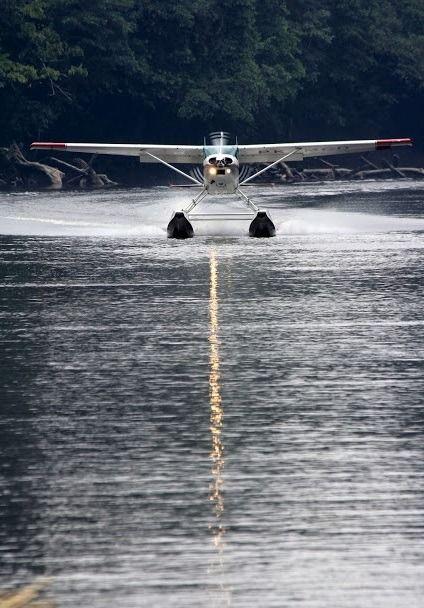 Idea by Robert Chase on Planes civilian | Bush plane