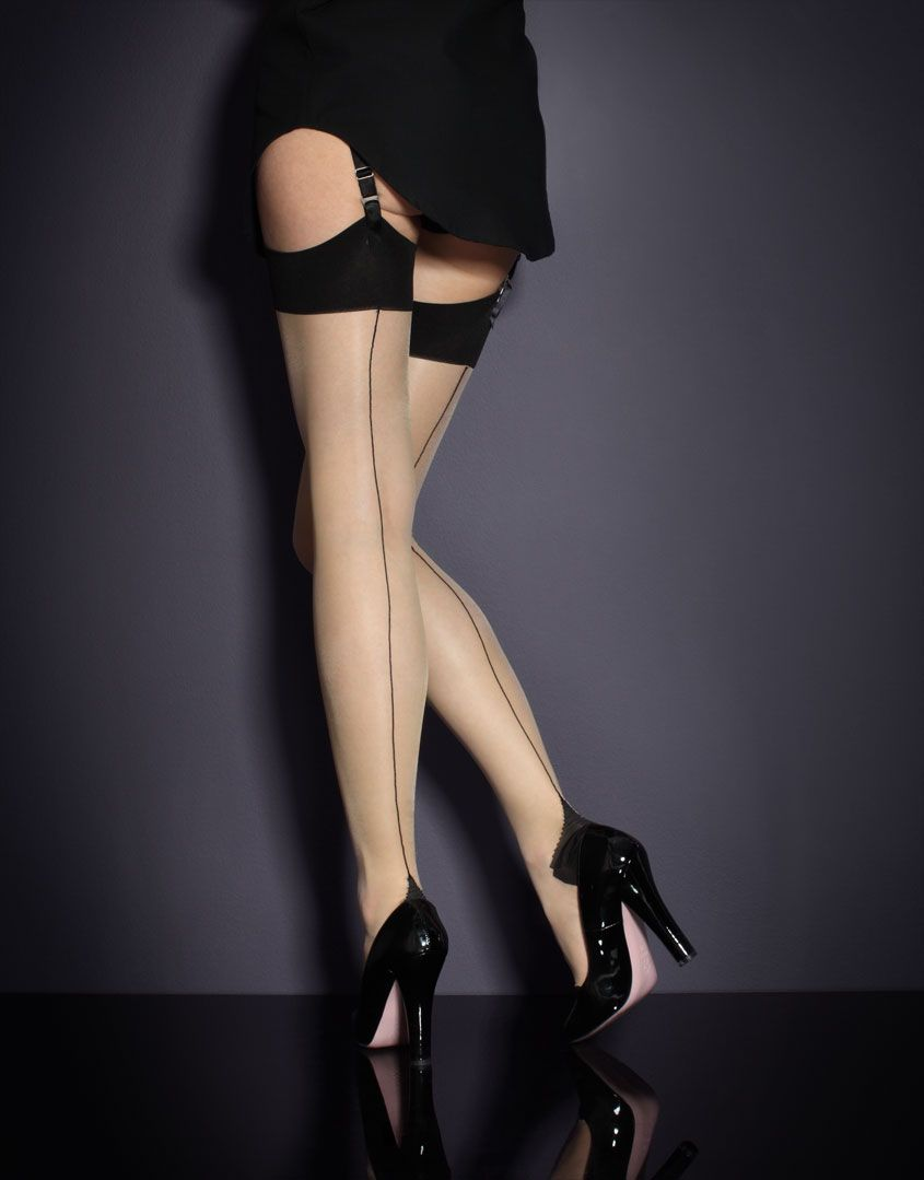 garter belt under black dress - Buscar con Google