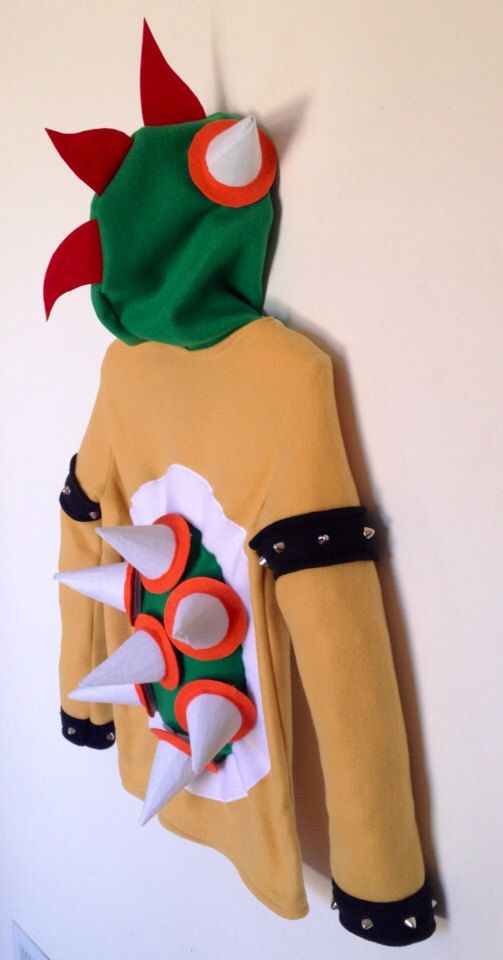 Pin by Kimberly Frisch on Costumes | Bowser costume ...
