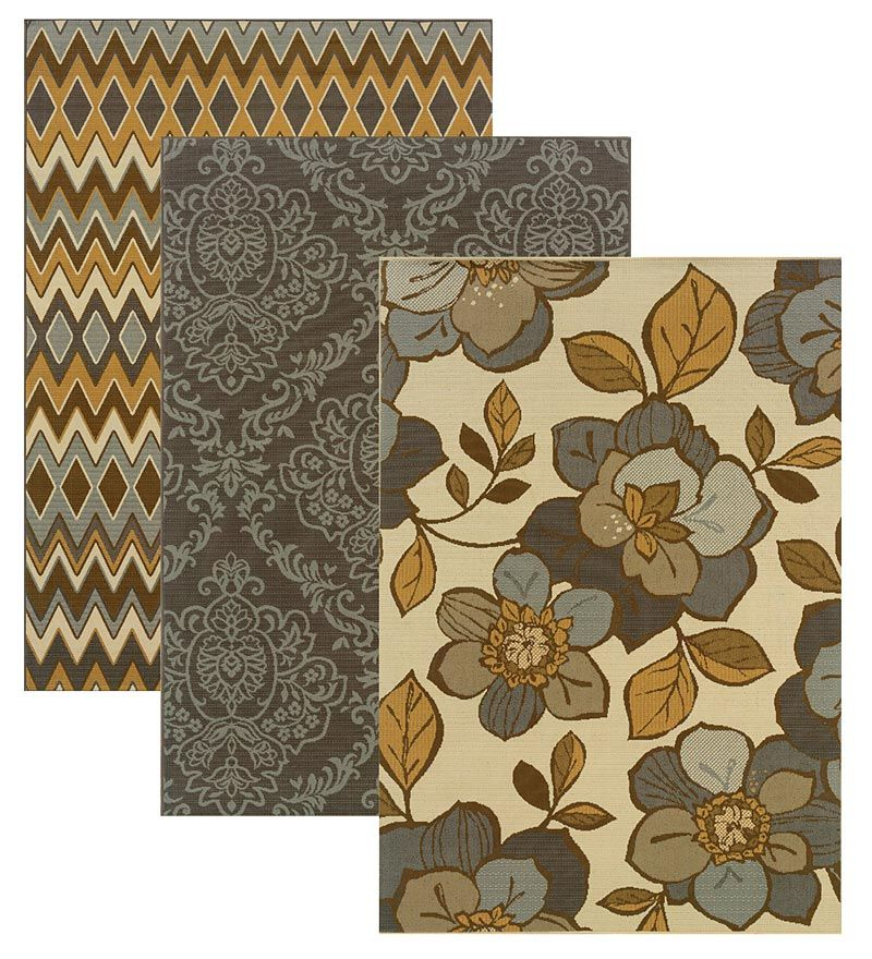 Berkeley Indoor/Outdoor Polypropylene Rugs Outdoor rugs