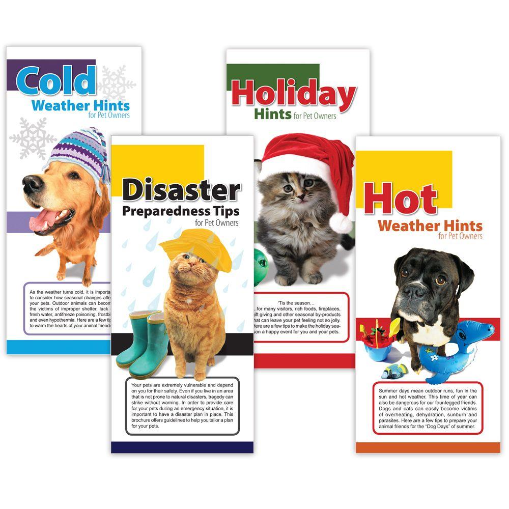 400 Tip Series Brochure Value Bundle Pet Sitters International