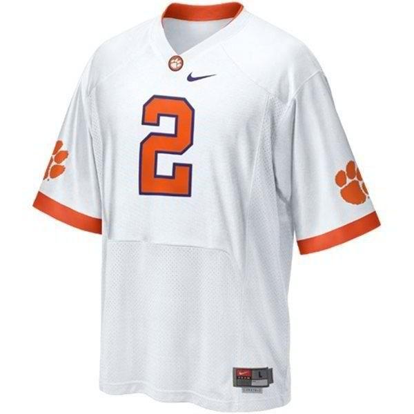 official clemson football jersey