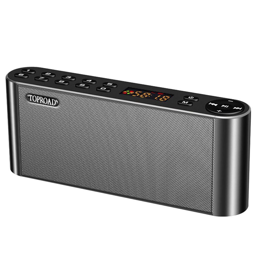 Bluetooth Speaker Portable Subwoofer Super Bass Stereo Loudspeakers FM