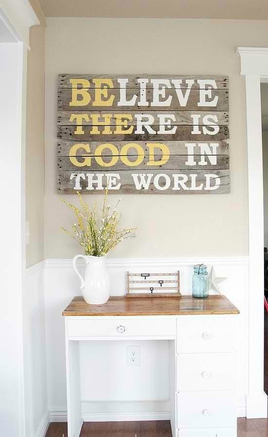 Wall Art   #KBHomes