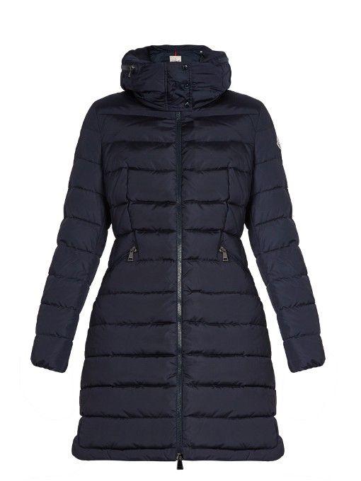 11f25434d3cd MONCLER Flammette Quilted-Down Coat.  moncler  cloth  coat