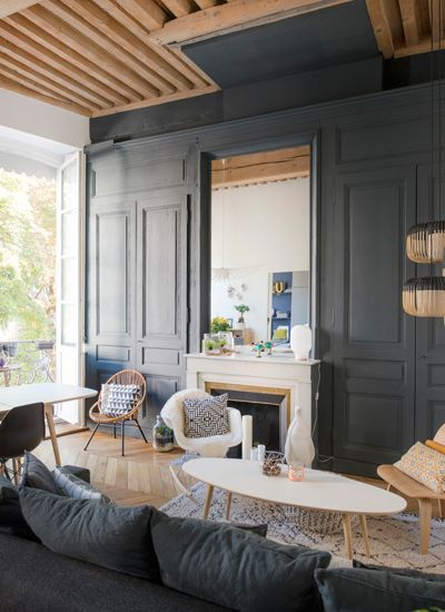 Home sweet home place sathonay marion lano home tour for Case colorate interni
