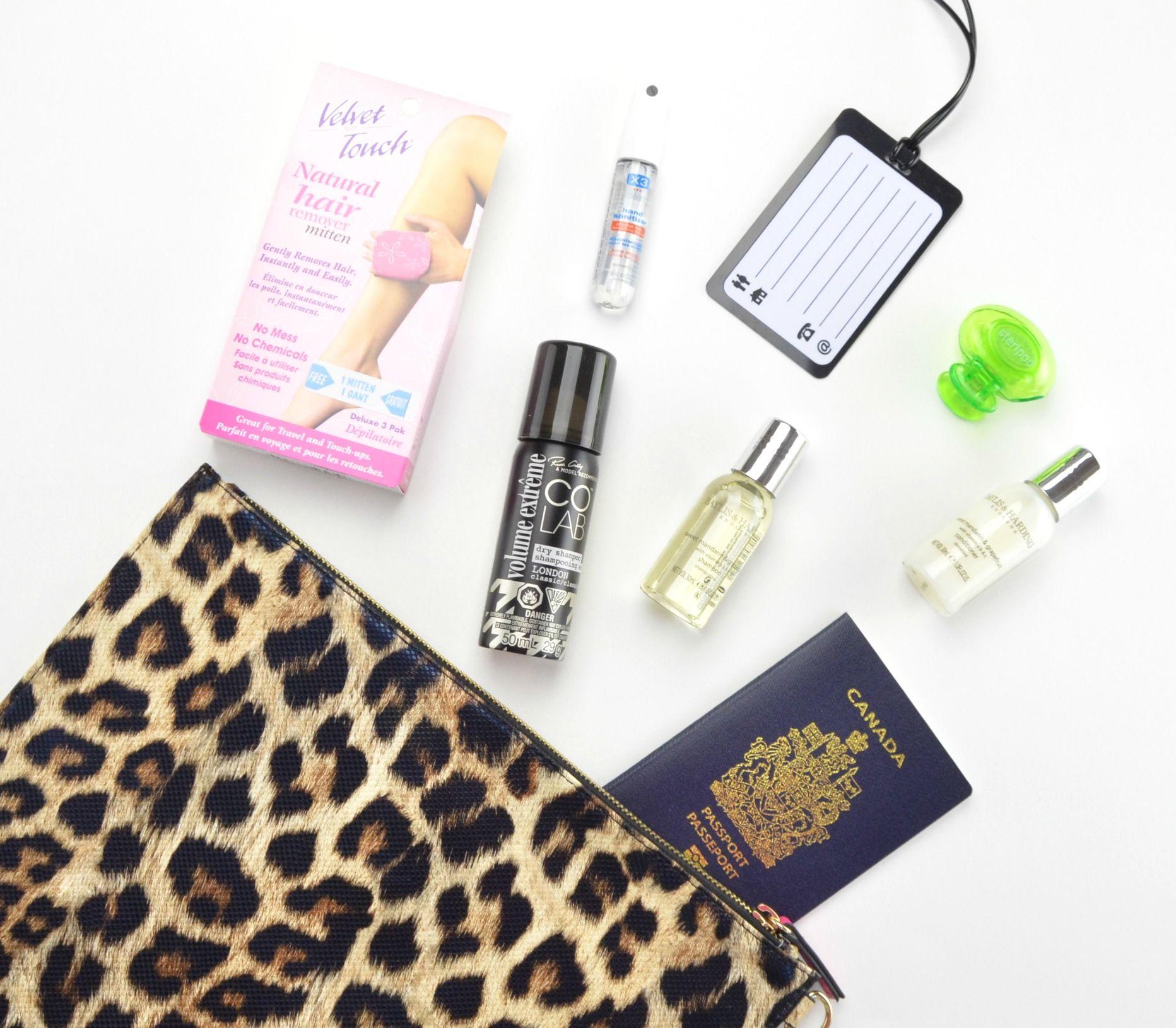 Travel Essentials Travel Essentials Hand Sanitizer Travel