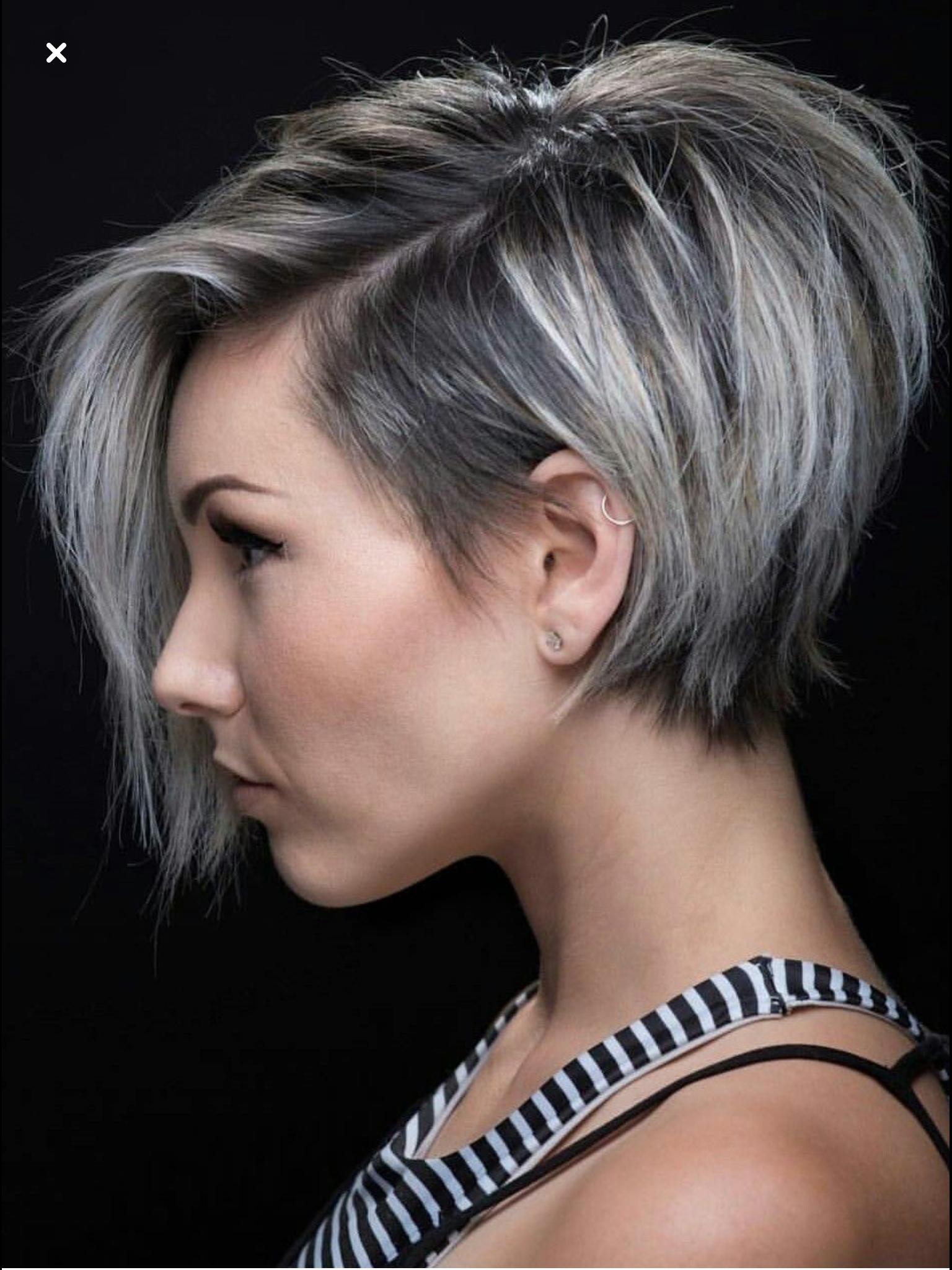 Corte de pelo carre corto