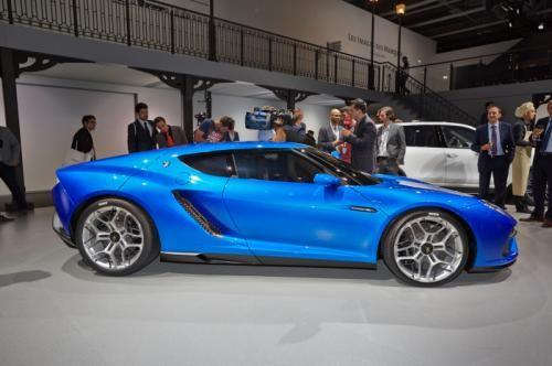 Lamborghini Asterion Hybrid Concept I Like It Fast Cars