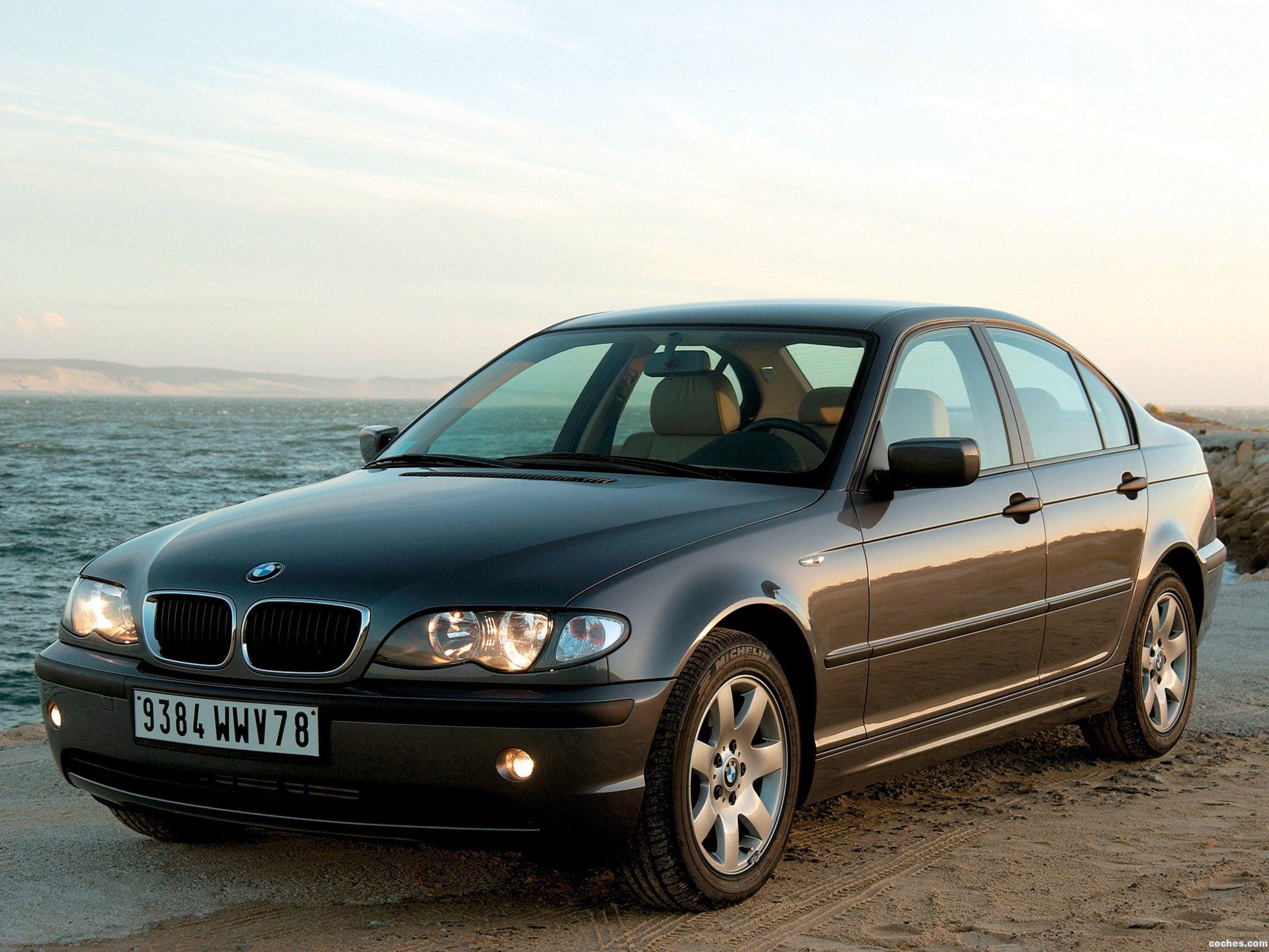 BMW serie 3 e46 320d sedan e46 2001 2005