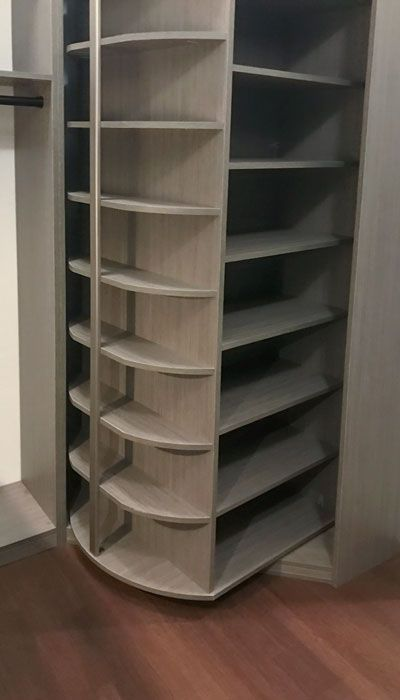 360 Organizer Rotating Shoe Rack Wardrobe Shoe Rack