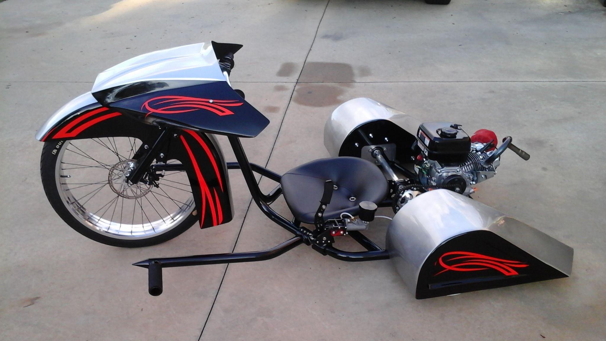 Dirty Daddy Gas Powered Drift Trike   Drift trike, Mini bike and ...