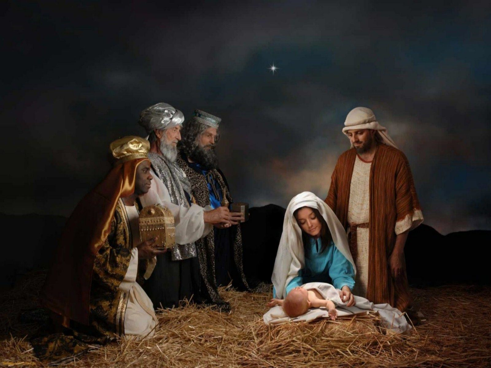 Free Pictures of Nativity Scenes | Free Download HD Christmas ...