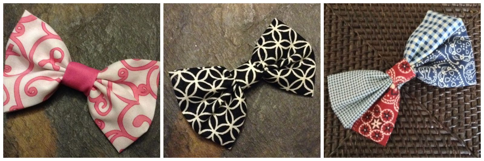 Cute black and white bow!!!!