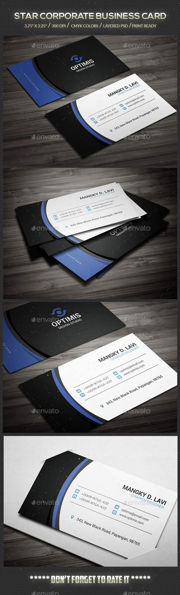 Star corporate business card corporate business business cards star corporate business card corporate business cards download here https reheart Choice Image