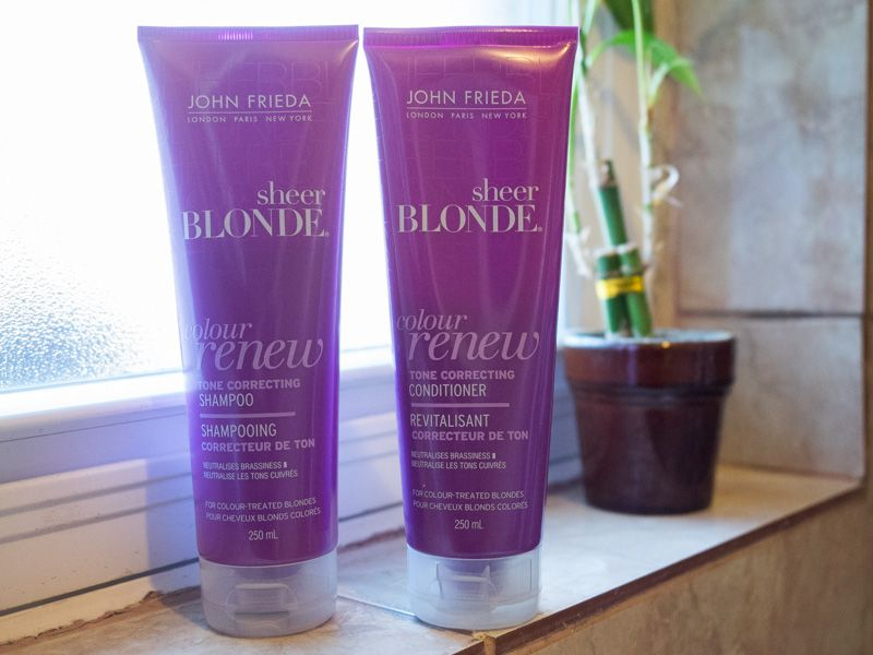 Not Just For Blondes If You Have Ombre Hair Or Blonde Highlights Any Really Use This Line To Tone Down The Copper Bry Look