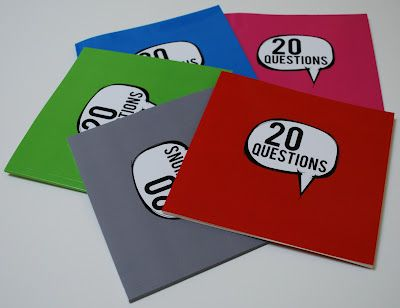 Reaves, party of four: 20 Questions : The New Birthday Interview Book for Kids