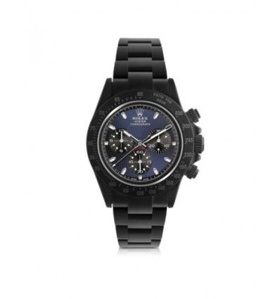 MAD Customized Watches Customized Rolex Blue Exotic Daytona Men's Watch