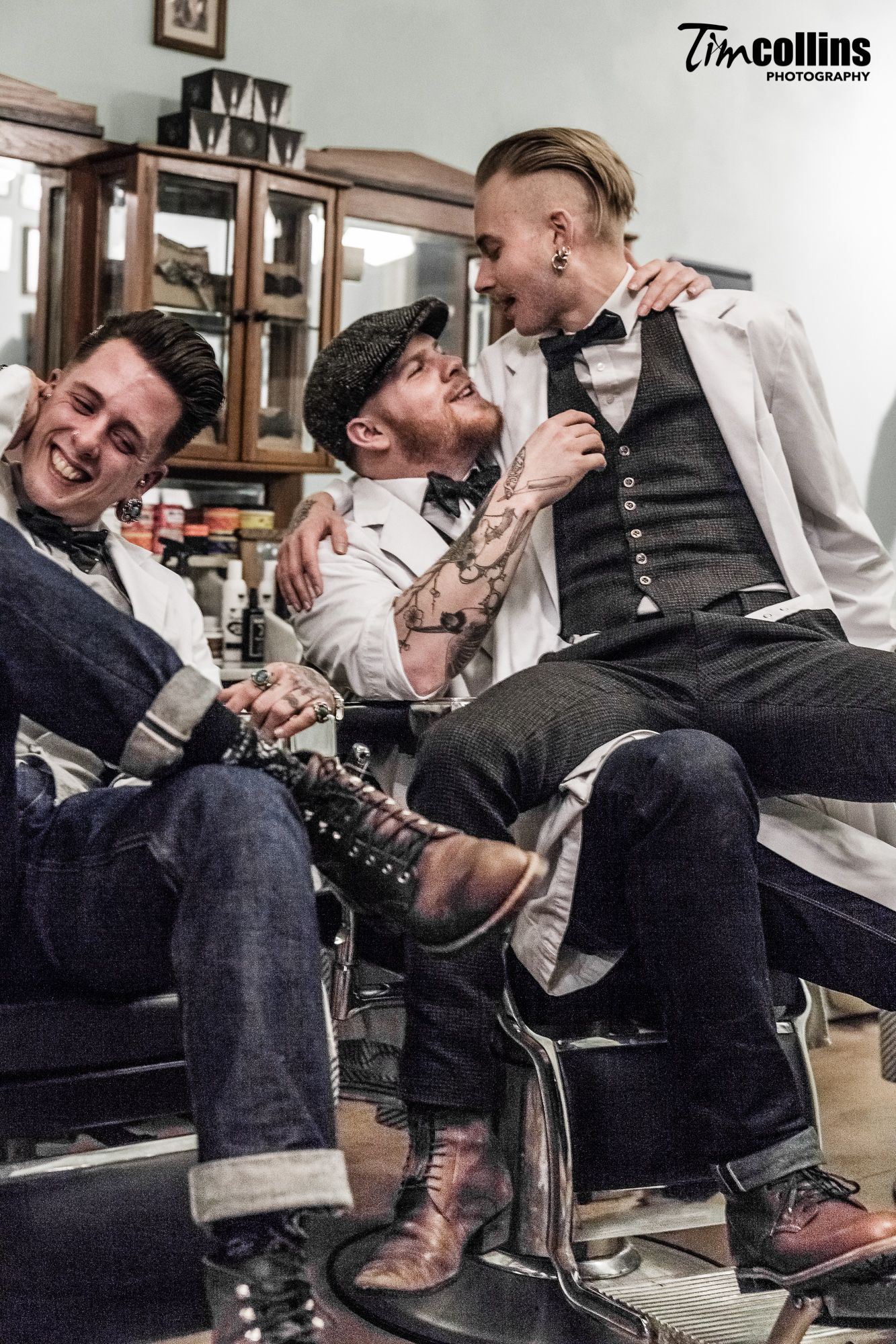 41c44756d9d53 Amsterdam Barber Shop - Haarbarbaar - Tim Collins Photography ...