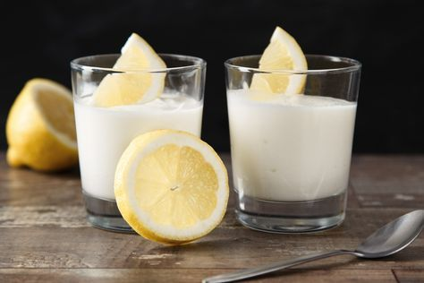 Photo of Airy lemon mousse – recipe for download | HUSSEL magazine