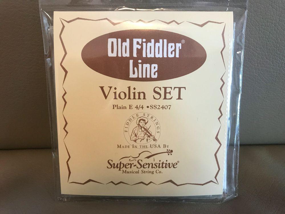 New Old Fiddler Line  Violin G String 4//4