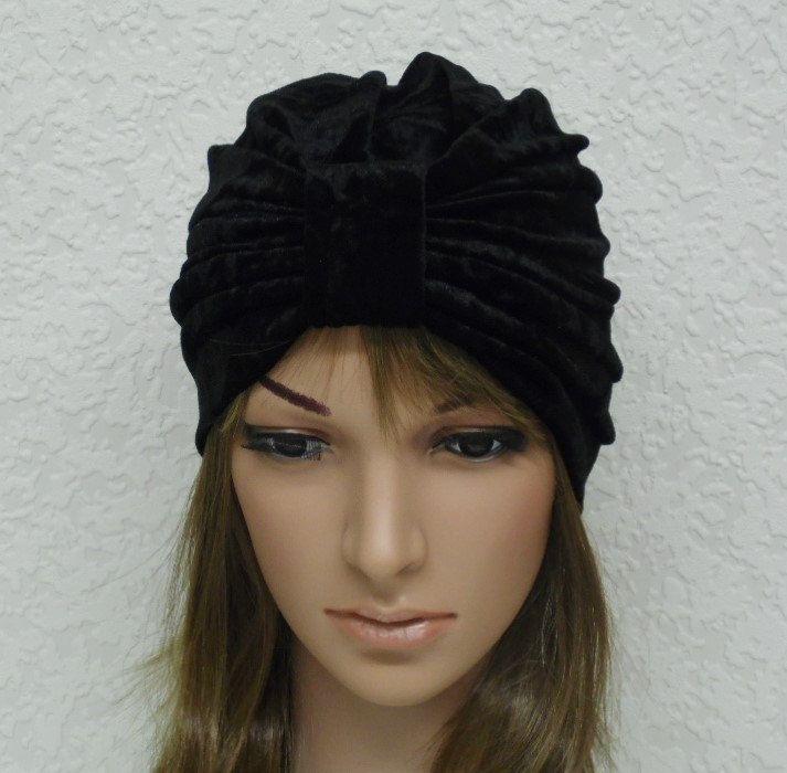 Black turban a88b856b09f1