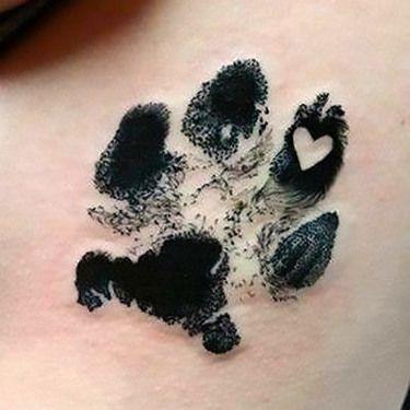 71 Loyal And Friendly Dog Tattoo Ideas Tattooideasfirst Dogtattooideas Subtle Tattoos Tattoos Print Tattoos