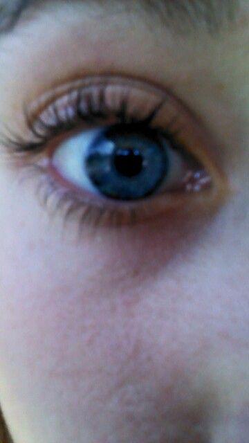 My blue eye