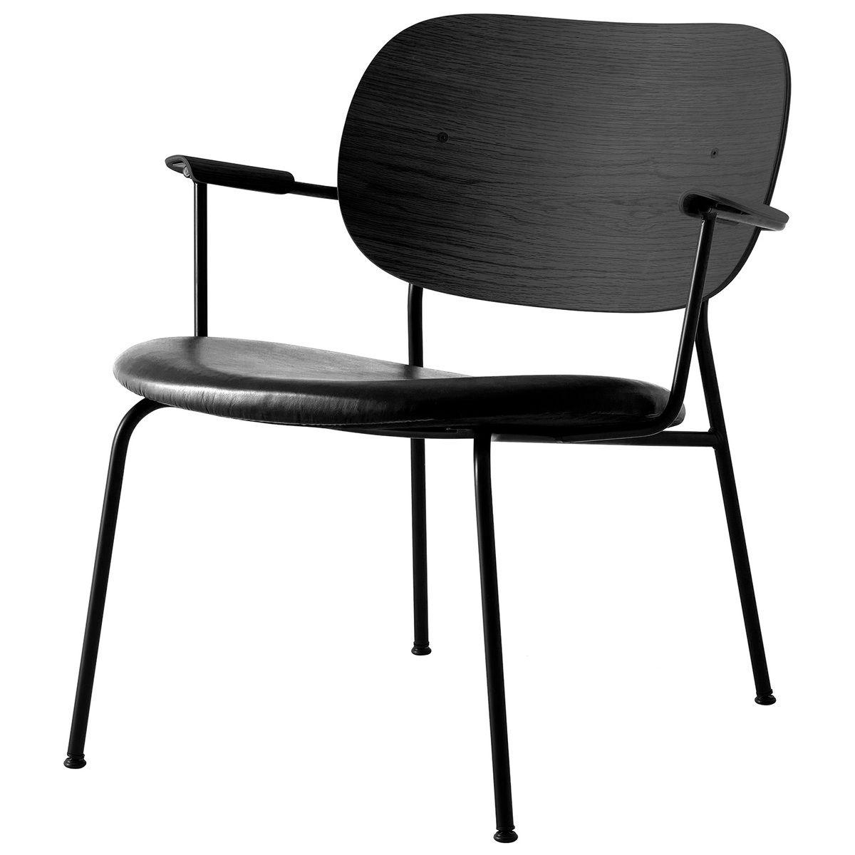Co lounge chair dakar 0842 black oak v roku 2020