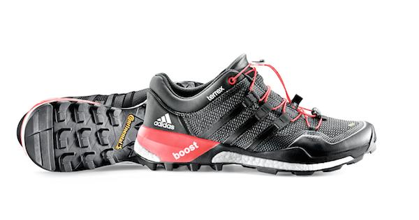 Adidas Terrex Boost Gtx Men's Running Shoes White Black Gender:Mens COMUK:7495