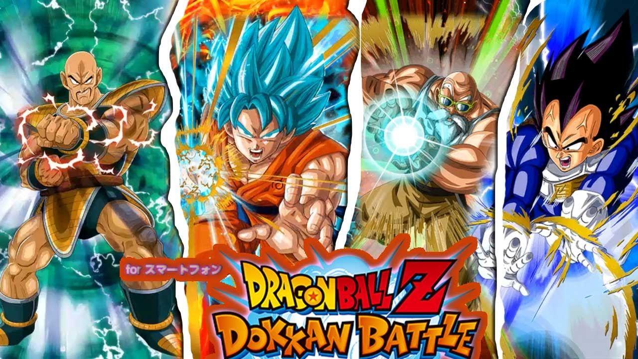 DRAGON BALL Z DOKKAN BATTLE HACK NO SURVEY NO HUMAN