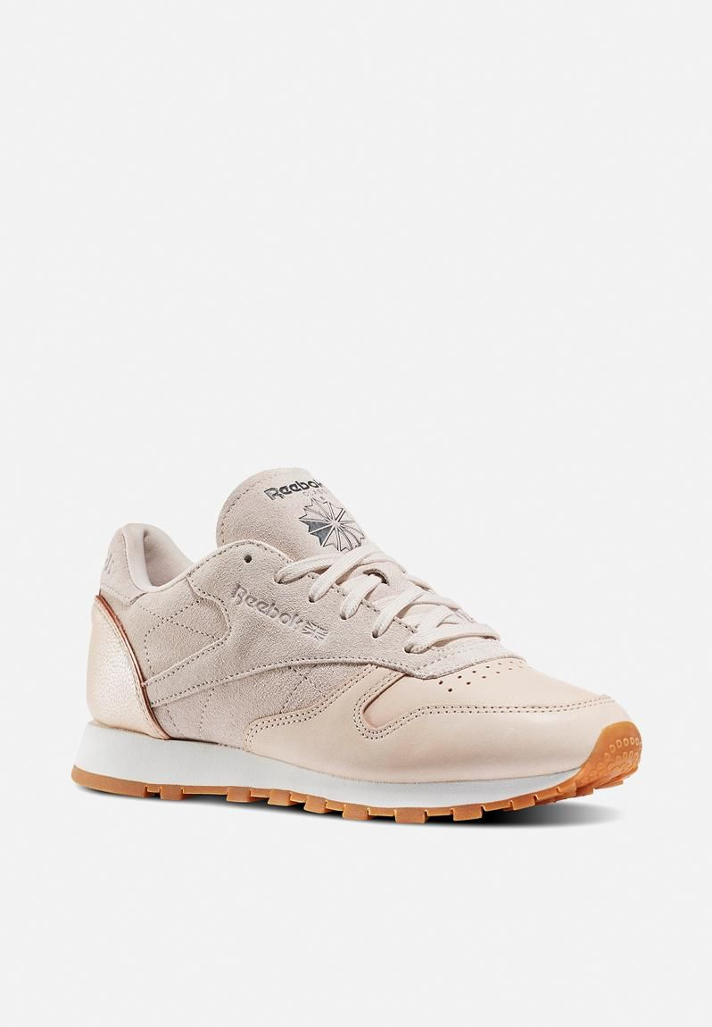 2c18c7239cd Reebok Pack Golden Neutrals CL Leather - BD3744 - Vegtan-Sandtrap ...