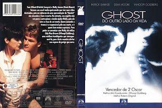 Ghost Do Outro Lado Da Vida Capas De Filmes Filmes Patrick