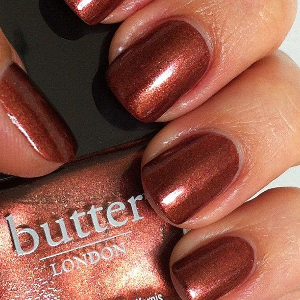 Nails - butter LONDON - Shag --- Instagram @majikbeenz | Nails ...
