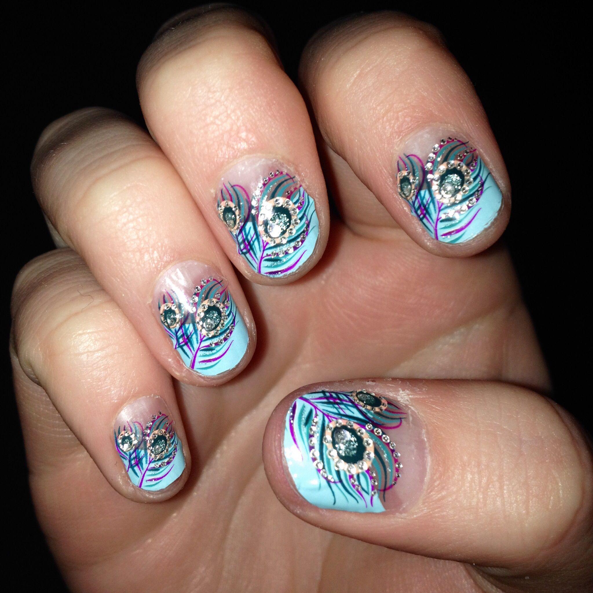 $1 nail art