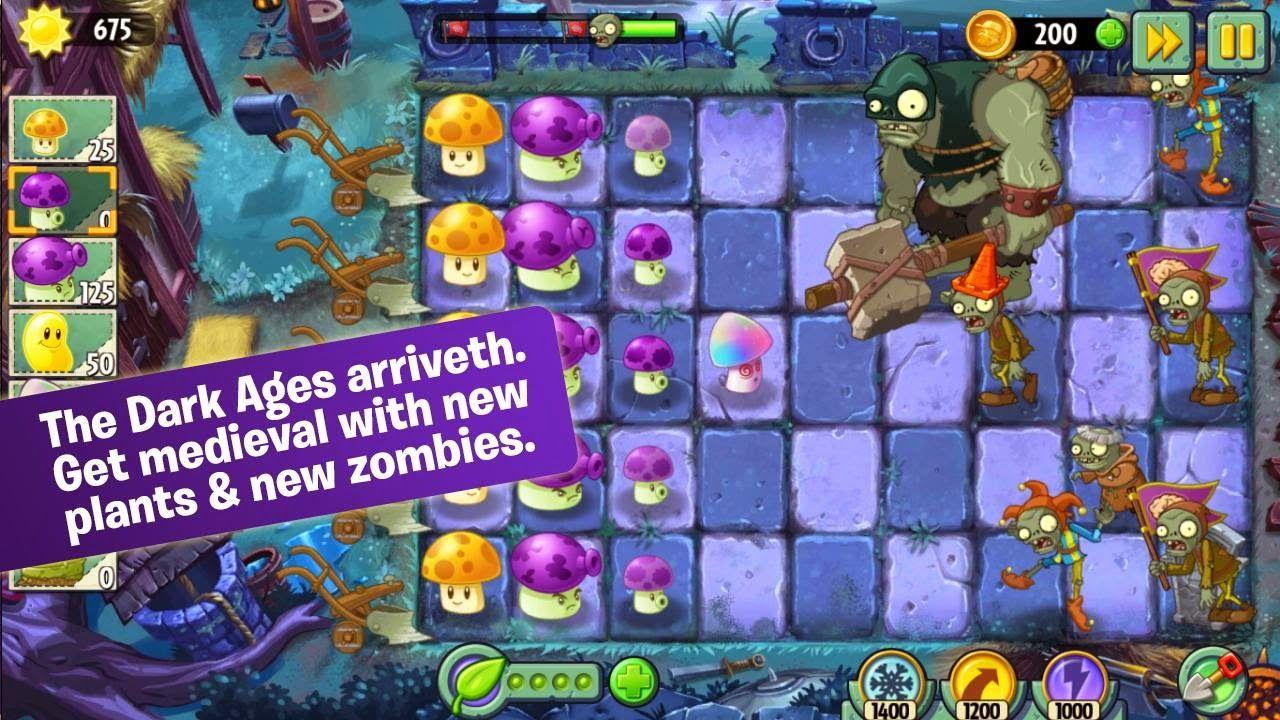 Plants Vs Zombies 2 2 7 1 Mod Apk Data Unlimited Gold Coins Keys